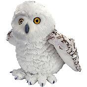 Wild Republic Snowy Owl Stuffed Animal