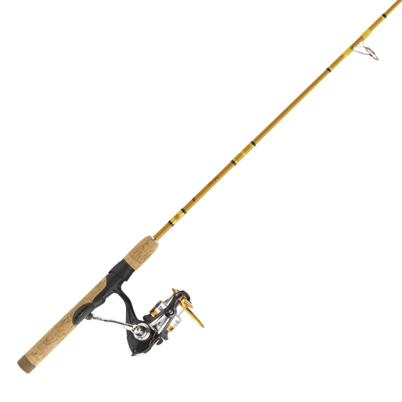 Eagle Claw Crafted Glass Spinning Combo