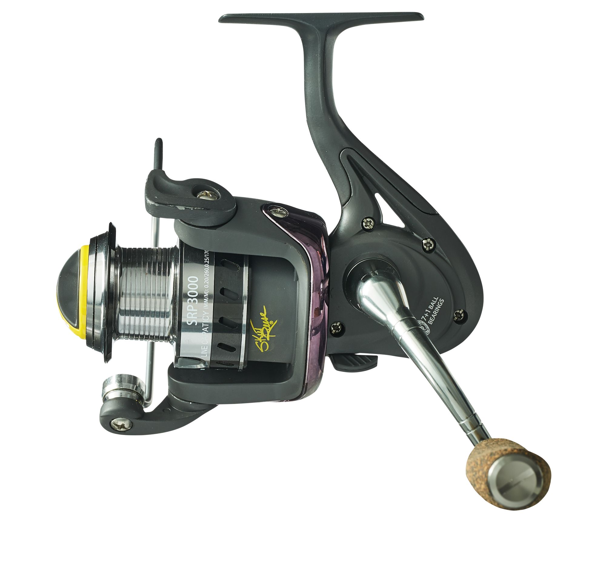 Wright & McGill Skeet Reese Performance Spinning Reel, 30, Aluminum