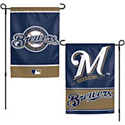 WinCraft Milwaukee Brewers Garden Flag