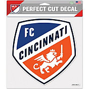WinCraft FC Cincinnati 8' x 8' Decal