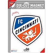 """WinCraft FC Cincinnati 6"""" x 9"""" Magnet"""