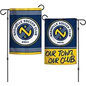 WinCraft Nashville Soccer Club Garden Flag