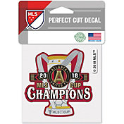 WinCraft 2018 MLS Cup Champions Atlanta United Decal Sheet
