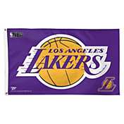 WinCraft Los Angeles Lakers Deluxe Flag