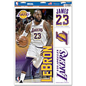 WinCraft Los Angeles Lakers LeBron James Multi-Use Decal