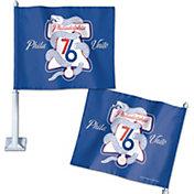 WinCraft Philadelphia 76ers Car Flag