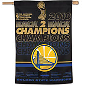 WinCraft 2018 NBA Champions Golden State Warriors 1-Sided Banner