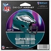 WinCraft Super Bowl LII Bound Philadelphia Eagles Magnet