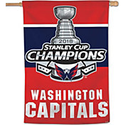 WinCraft 2018 Stanley Cup Champions Washington Capitals 1-Sided Banner