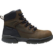 Wolverine Men's I-90 DuraShocks Carbonmax 6'' Waterproof Composite Toe Work Boots