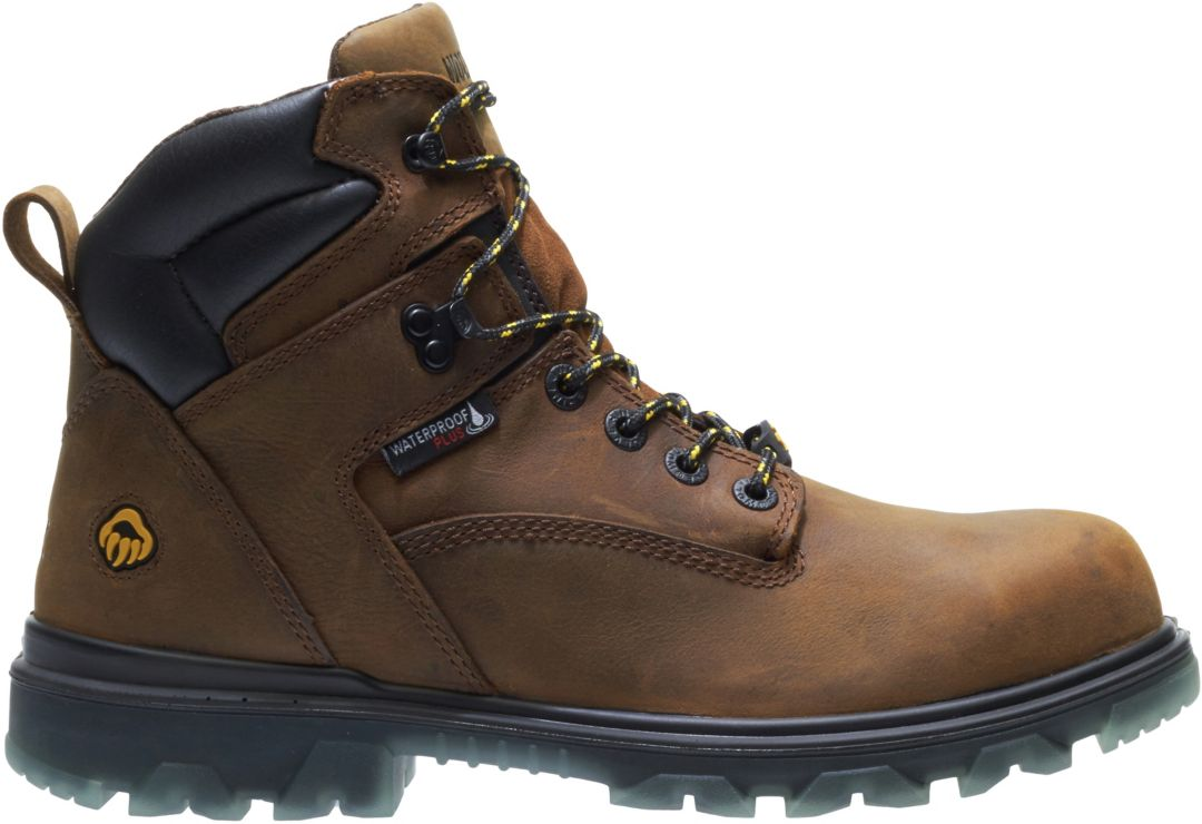 1ce96fa5ecc Wolverine Men's I-90 EPX 6'' CarbonMAX Waterproof Composite Toe Work Boots
