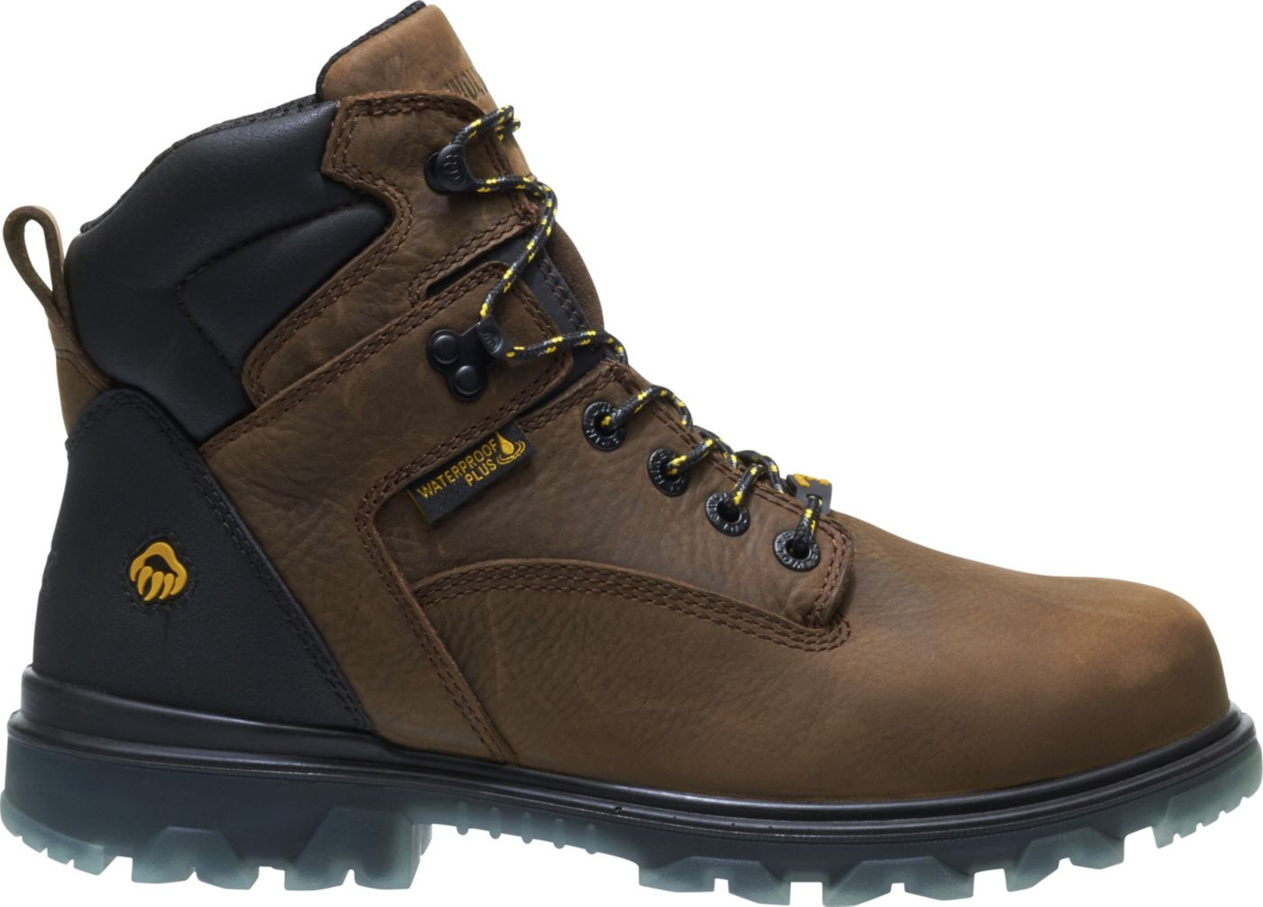 Wolverine Men's I-90 EPX Carbonmax 6'' 400g Waterproof Composite Toe Work Boots