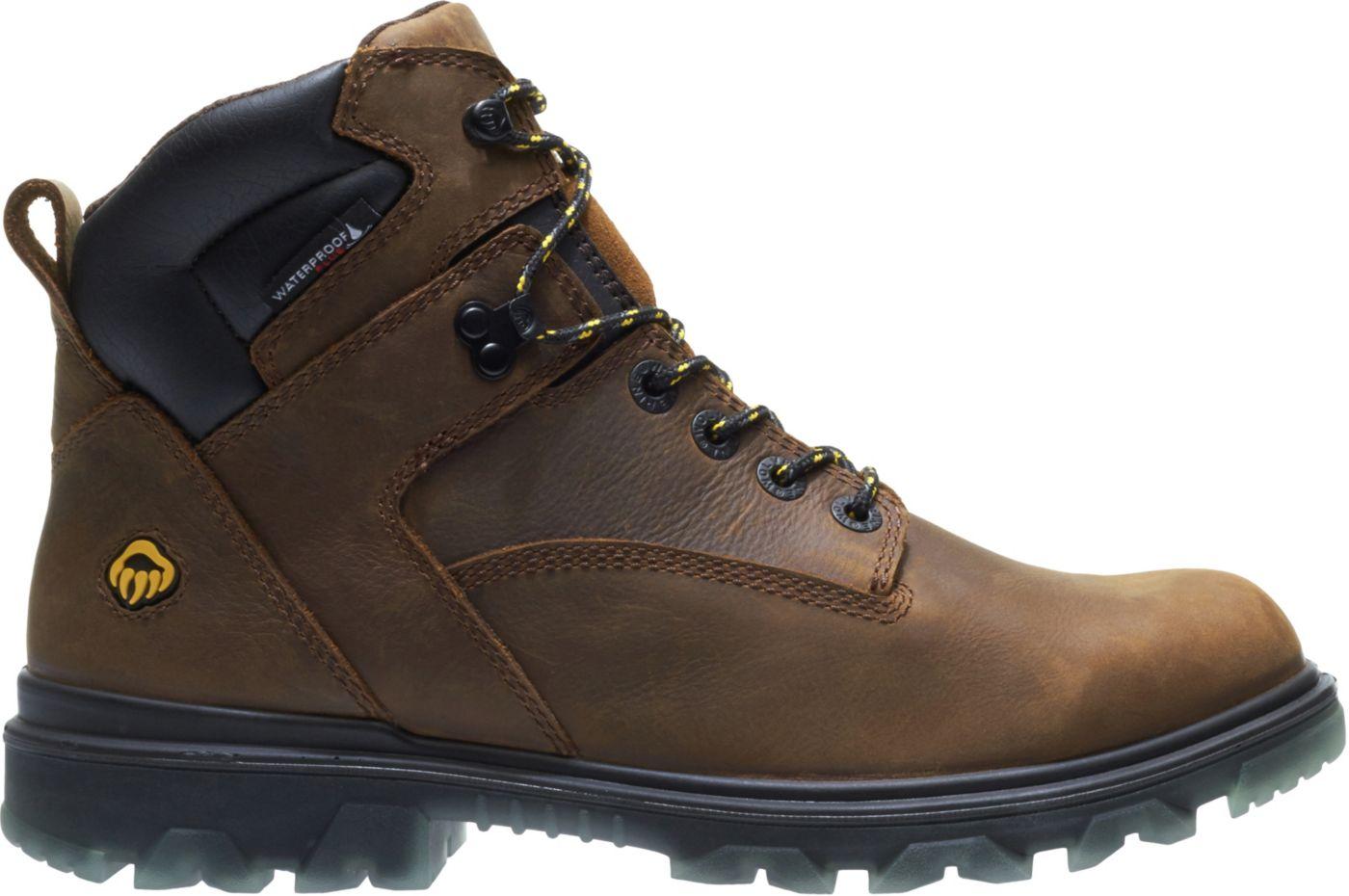 Wolverine Men's I-90 EPX 6'' Waterproof Work Boots