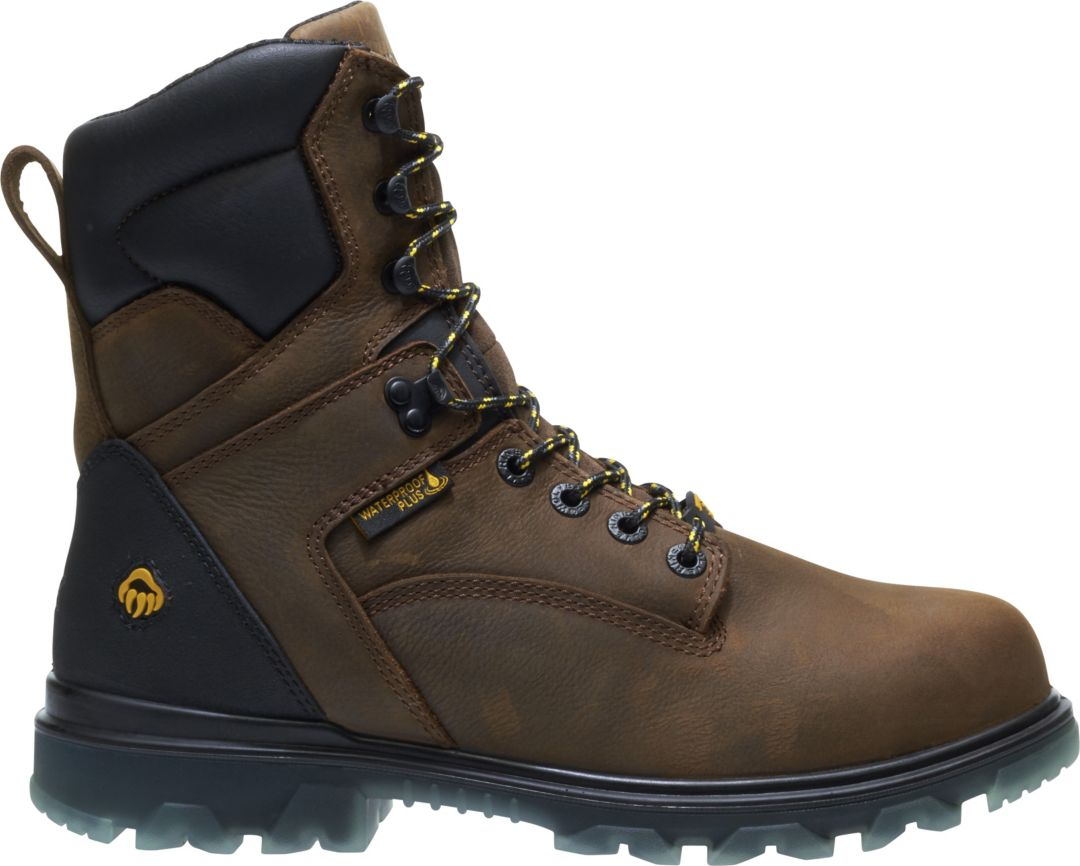 3941acf293c Wolverine Men's I-90 EPX Carbonmax 8'' 400g Waterproof Composite Toe Work  Boots