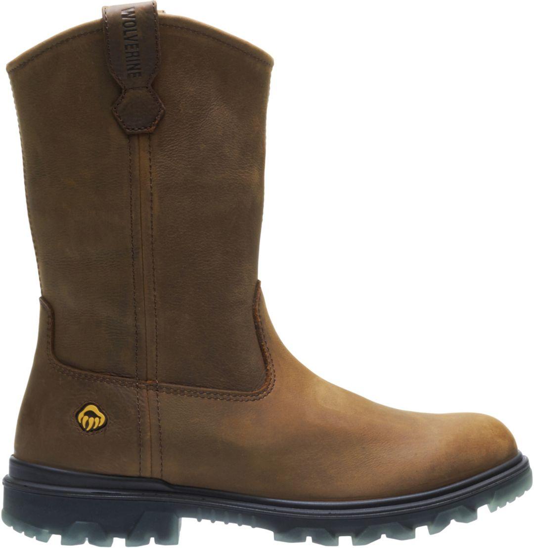 830d808b338 Wolverine Men's I-90 EPX Waterproof Wellington Work Boots