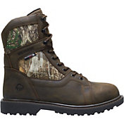 Wolverine Men's Blackhorn Realtree EDGE 8'' 600g Waterproof Hunting Boots
