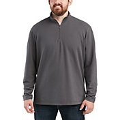Wolverine Men's Benton Quarter Zip Long Sleeve Shirt