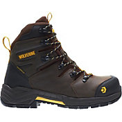 Wolverine Men's Contractor LX 8'' CarbonMAX Waterproof Composite Toe Work Boots