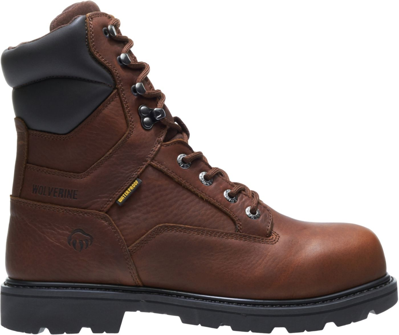 Wolverine Men's Farmhand 8'' Waterproof Work Boots