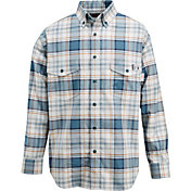 Wolverine Men's FireZero Flame Resistant 5.8 oz. Plaid Long Sleeve Twill Shirt