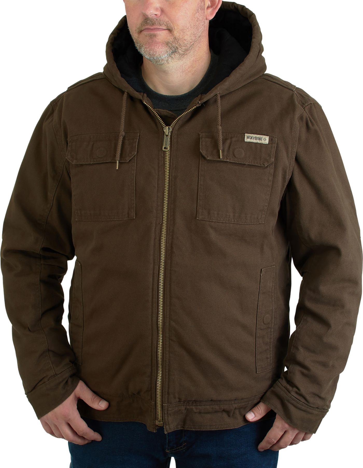 Wolverine Men's Lockhart Hooded Jacket