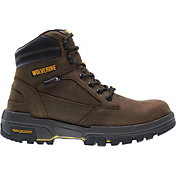 Wolverine Men's Legend LX 6'' DuraShocks CarbonMAX Waterproof Composite Toe Work Boots