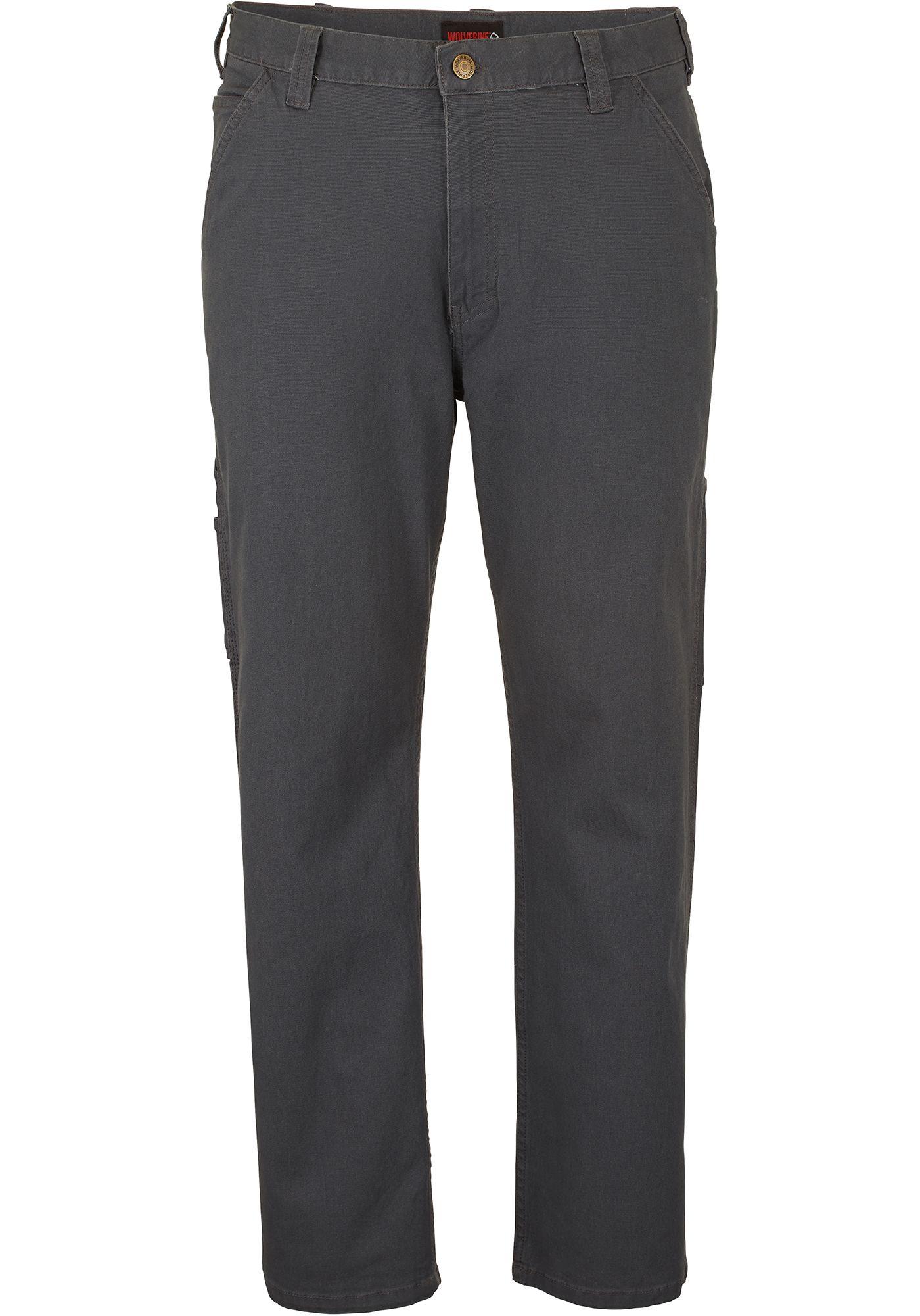 Wolverine Men's Steelhead Stretch Pants (Regular and Big & Tall)