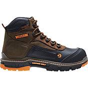 Wolverine Men's Overpass CarbonMAX 6'' Waterproof Composite Toe Work Boots