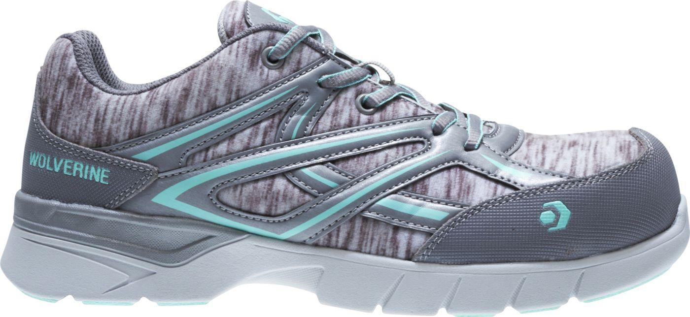 Wolverine Women's Jetstream CarbonMAX Composite Toe Work Boots