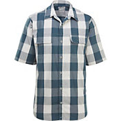 Woolrich Men's Keep It Moving Plaid Button Down Shirt