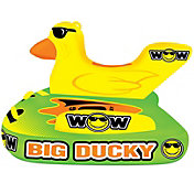 WOW Big Ducky 3-Person Towable Tube