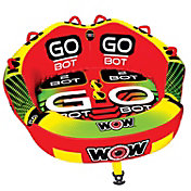 WOW Go Bot 2-Person Towable Tube
