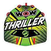 WOW Thriller 1-Person Towable Tube