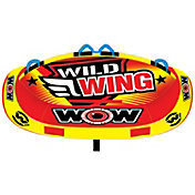 WOW Wild Wing 2-Person Towable Tube