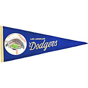 Winning Streak Sports Los Angeles Dodgers Vintage Ballpark Pennant