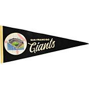 Winning Streak Sports San Francisco Giants Vintage Ballpark Pennant