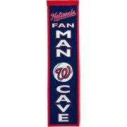 Winning Streak Sports Washington Nationals Man Cave Banner