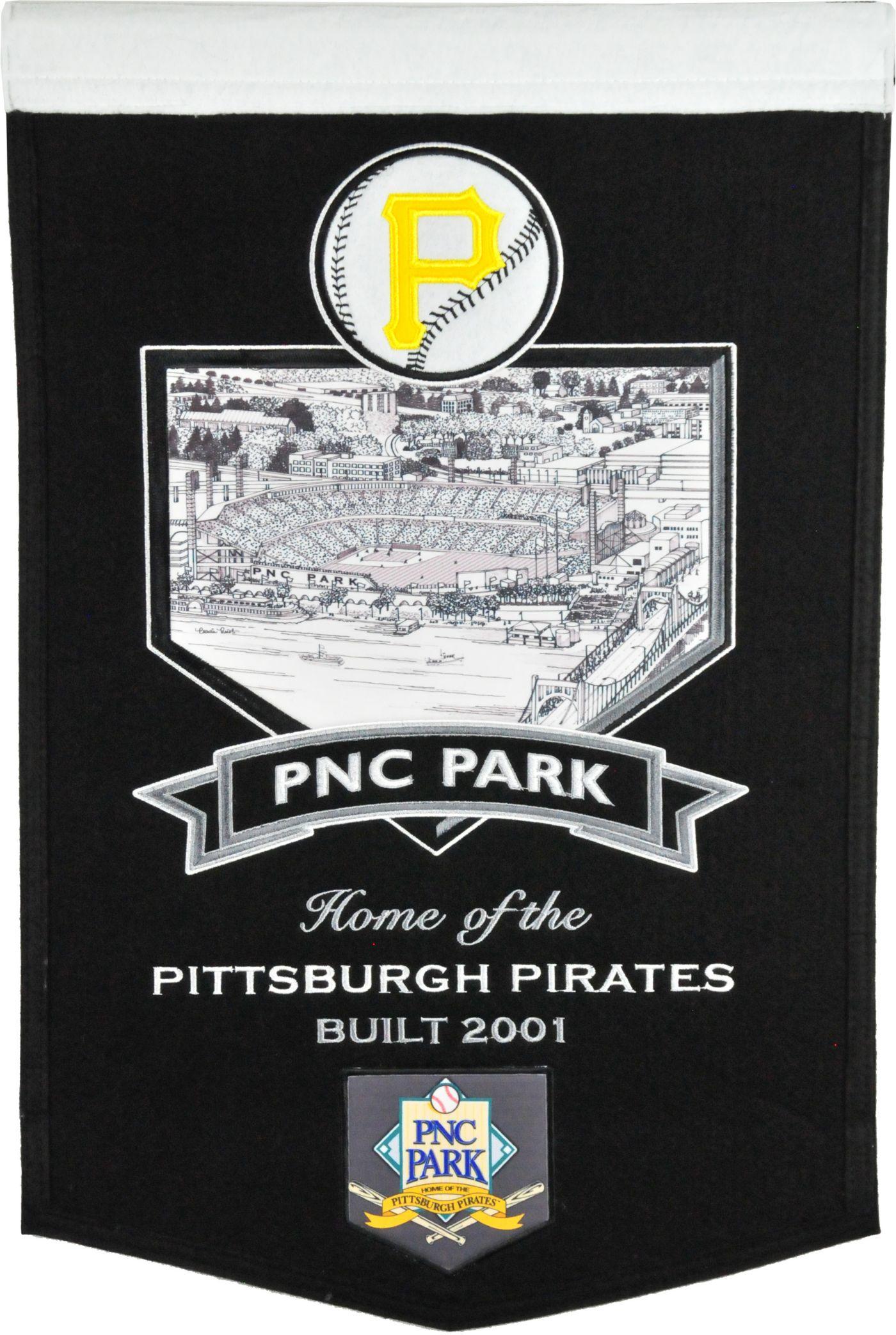 Winning Streak Sports Pittsburgh Pirates Stadium Banner