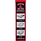 Winning Streak Sports Boston Red Sox Stadium Evolution Banner