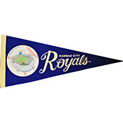 Winning Streak Sports Kansas City Royals Vintage Ballpark Pennant