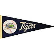 Winning Streak Sports Detroit Tigers Vintage Ballpark Pennant