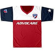 Winning Streak Sports FC Dallas Bigtime Jersey Banner