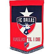 Winning Streak Sports FC Dallas Team Tradition Banner