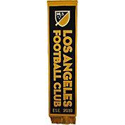 Winning Streak Sports Los Angeles FC Scarf Team Banner