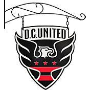 Winning Streak Sports D.C. United Tavern Sign