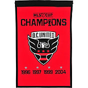 Winning Streak Sports D.C. United Team Champions Banner