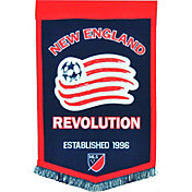 Winning Streak Sports New England Revolution Team Tradition Banner