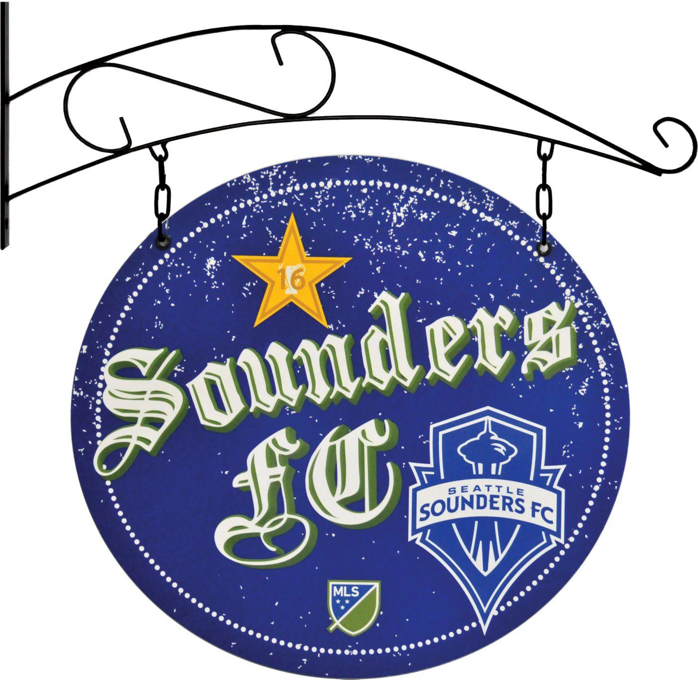 Winning Streak Sports Seattle Sounders Tavern Sign
