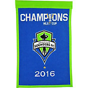 Winning Streak Sports Seattle Sounders Team Champions Banner